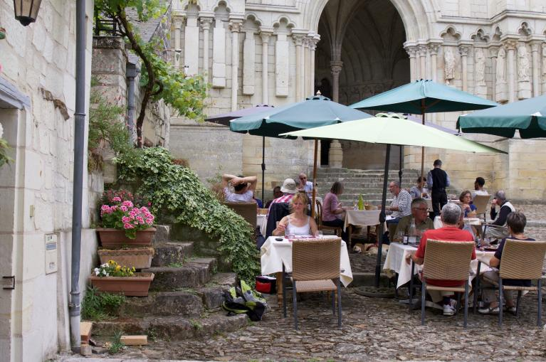 Lunchtime in Loire Valley
