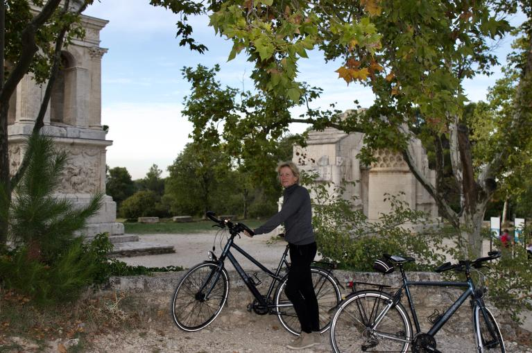 Cycling holiday in Provence - French Bike tours