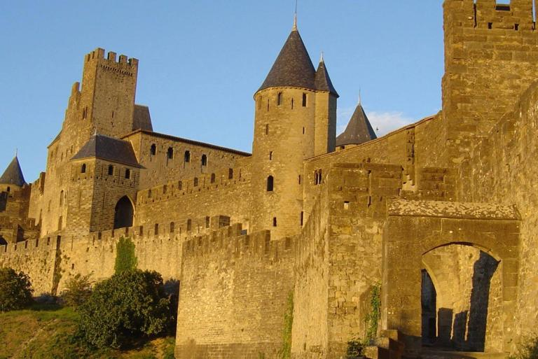 Cycling Languedob-Roussillon, Carcassonne