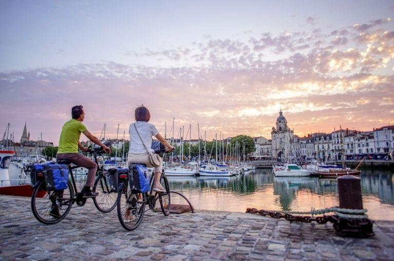 Cycling Velodyssee with French Bike Tours