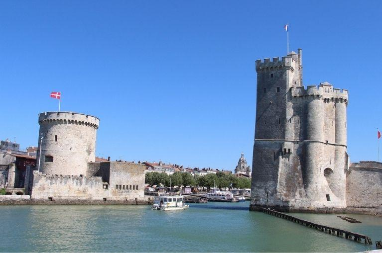 Port La Rochelle French Bike Tours